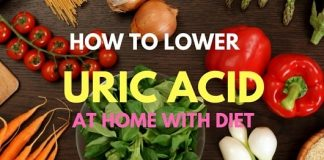 How to Lower URIC ACID